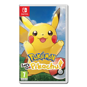 Pokémon: Let's Go, Pikachu! - NSW - MediaWorld.it