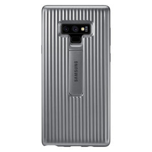 SAMSUNG SAMSUNG Protective Standing Cover Galaxy Note9 Silver - MediaWorld.it