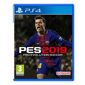 PES 2019 - PS4 - MediaWorld.it