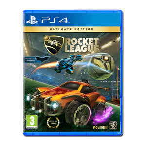 Rocket League (Ultimate Edition) - PS4 - MediaWorld.it