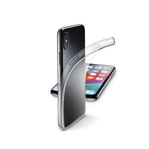Cellularline Cover Fine iPhone Xs Max Trasp - MediaWorld.it
