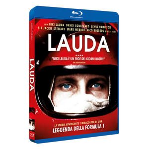Lauda - Blu-Ray - MediaWorld.it