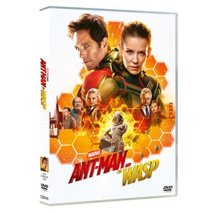 PREVENDITA Ant-Man and the Wasp - DVD - MediaWorld.it