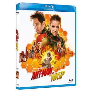 PREVENDITA Ant-Man and the Wasp - Blu-Ray - MediaWorld.it