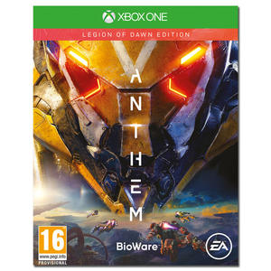 PREVENDITA Anthem edizione Legion of Dawn - XBOX ONE - MediaWorld.it