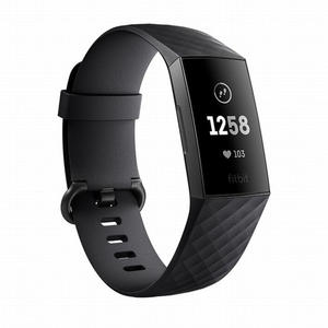 FITBIT Charge 3 Nero - MediaWorld.it