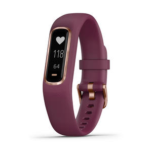 GARMIN Vívosmart 4 Berry/Rosegold - Small/Medium - MediaWorld.it