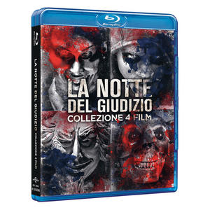 La Notte del Giudizio - Collection - Blu-Ray - MediaWorld.it