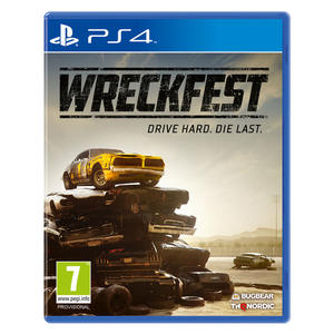 Wreckfest - PS4 - MediaWorld.it