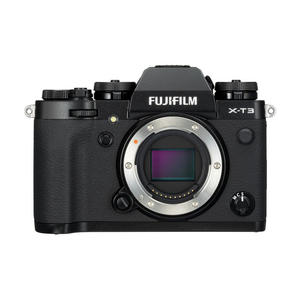 FUJIFILM X-T3 BODY Black - MediaWorld.it