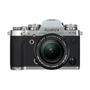 FUJIFILM X-T3 KIT XF18/55mm Silver - MediaWorld.it