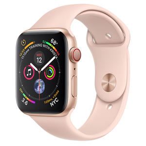 APPLE WATCH Serie 4 Cellular 44mm Alluminio Oro - Sport Rosa Sabbia - MediaWorld.it