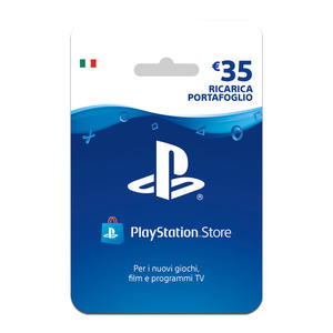 SONY PlayStation Live Cards Hang 35 Euro - MediaWorld.it