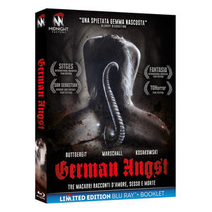 German Angst - Blu-Ray - MediaWorld.it