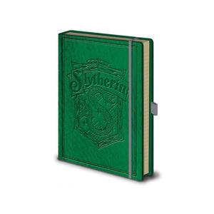 IT-WHY Notebook Harry Potter (Slytherin) - MediaWorld.it