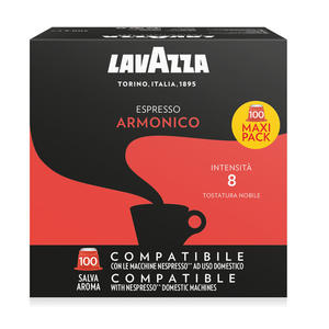 LAVAZZA ESPRESSO ARMONICO 100CAPS - MediaWorld.it