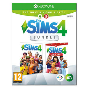 The Sims 4 Plus Cats & Dogs Bundle - XBOX ONE - MediaWorld.it