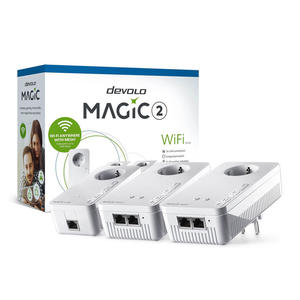 DEVOLO MAGIC 2 WIFI 2-1-3 - MediaWorld.it