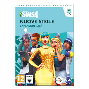 The Sims 4 Nuove Stelle - PC - MediaWorld.it