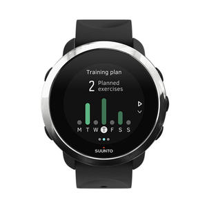 SUUNTO 3 Fitness Black - MediaWorld.it