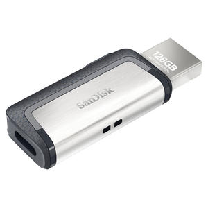 SanDisk Ultra Dual USB Drive Type-C 64 GB, USB 3.1 - MediaWorld.it