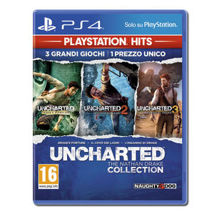 UNCHARTED The Nathan Drake Collection - PS4 - MediaWorld.it