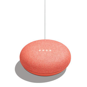 GOOGLE Home Mini Corallo - MediaWorld.it