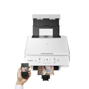CANON PIXMA TS6251 WHITE - MediaWorld.it