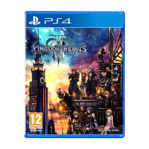 Kingdom Hearts III - PS4 - MediaWorld.it