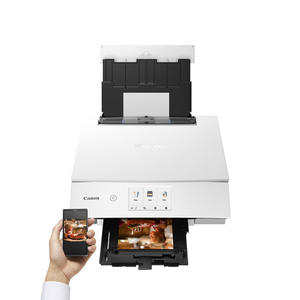 CANON PIXMA TS8251 WHITE - PRMG GRADING OOCN - SCONTO 20,00% - MediaWorld.it