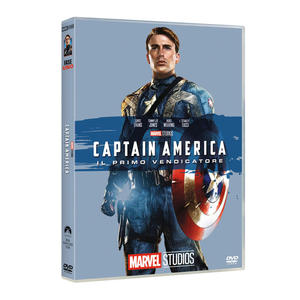 Captain America: Il primo vendicatore - Marvel 10° Anniversario - DVD - MediaWorld.it