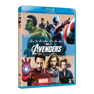 The Avengers - Blu-Ray - MediaWorld.it
