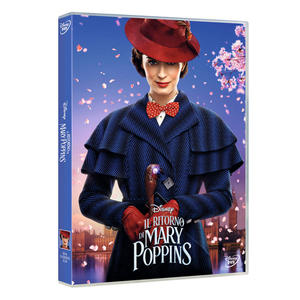 Il ritorno di Mary Poppins - DVD - MediaWorld.it