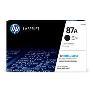 HP 87A Nero cartuccia toner originale LaserJet CF287A - MediaWorld.it