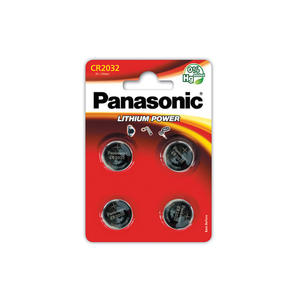 PANASONIC CR-2032EL/4BP - MediaWorld.it