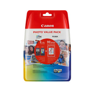 CANON MULTIPACK PG-540XL/CL-541XL BLISTER - MediaWorld.it