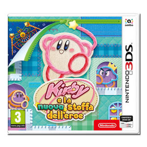 Kirby e La Nuova Stoffa Dell'Eroe -  3DS - MediaWorld.it