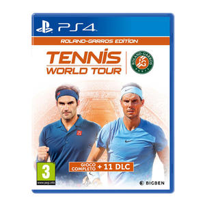 BIG BEN TENNIS W. T. -RG EDITION - MediaWorld.it