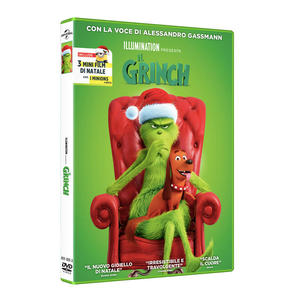 Il Grinch - DVD - MediaWorld.it