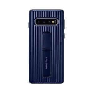 SAMSUNG Standing Cover S10 Black - MediaWorld.it