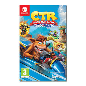 Crash Team Racing Nitro-Fueled - NSW - MediaWorld.it