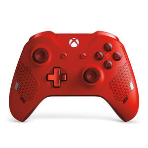 MICROSOFT XBOX WIRELESS CONTROLLER SPORT RED - MediaWorld.it