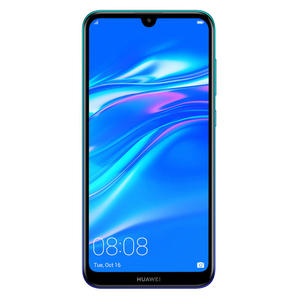 HUAWEI Y7 2019 Aurora Blue - MediaWorld.it