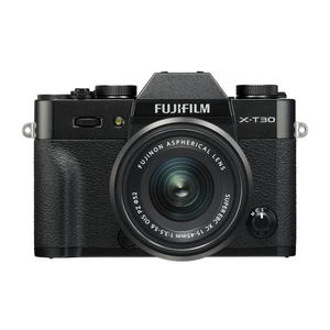 FUJIFILM X-T30 KIT XC15-45MM BLACK - MediaWorld.it