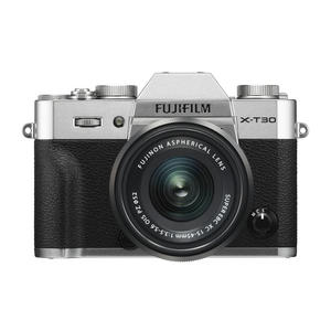 FUJIFILM X-T30 KIT XC15-45MM SILVER - MediaWorld.it