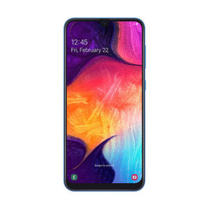 SAMSUNG SM-A505 Galaxy A50 Blue - MediaWorld.it