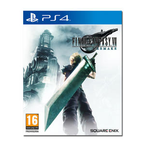 PREVENDITA Final Fantasy VII - PS4 - MediaWorld.it