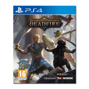 PREVENDITA Pillars of Eternity II: Deadfire - PS4 - MediaWorld.it