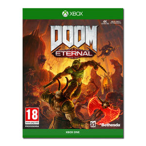 PREVENDITA DOOM Eternal - XBOX ONE - MediaWorld.it