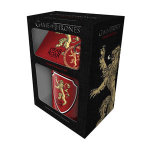 IT-WHY GIFT SET GOT-LANNISTER - PRMG GRADING OODN - SCONTO 25,00% - MediaWorld.it
